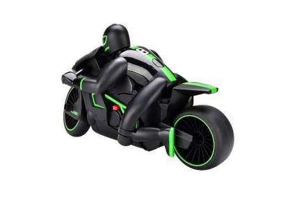 Радиоуправляемый мотоцикл Zhencheng 4CH черно-зеленый 1:12 2.4G 333-MT01B-G