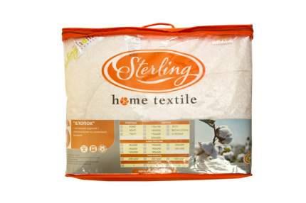 Одеяло Sterling Home Textile ХЛОПОК (лёгкое) 140x205, поликоттон, 1,5 спальное