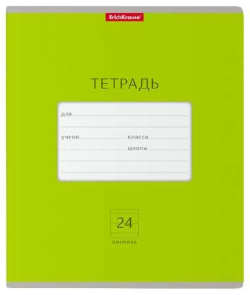 Тетрадь ученическая 24л ЛИНЕЙКА Классика Bright ассорти ErichKrause
