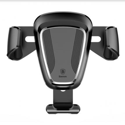 Автомобильный держатель Baseus Gravity Car Mount черный (SUYL-01)