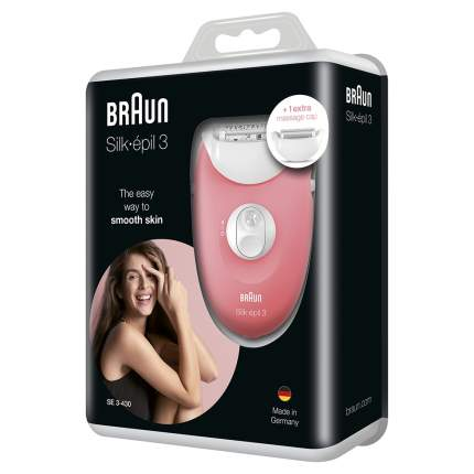 Эпилятор Braun Silk-epil 3 SE 3430