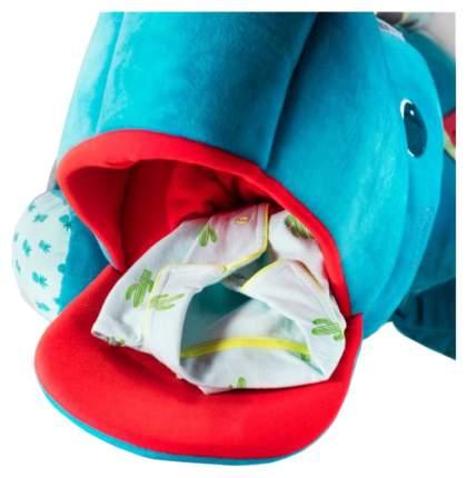 Развивающая игрушка Lilliputiens Носорог Мариус, большая