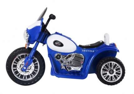 Электромотоцикл Tommy Police-2 синий