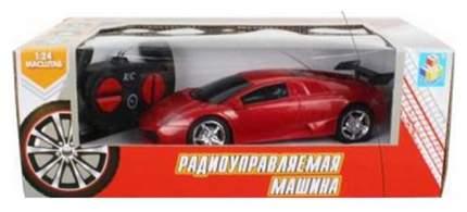 Радиоуправляемая машинка 1 Toy Спортавто Т13859 Красный