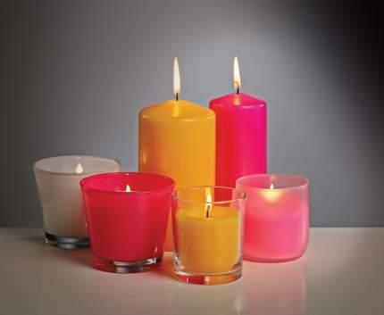 Свеча в стакане АРОМА ПРЕМИУМ Южный цит