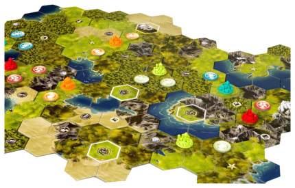 Семейная настольная игра Hobby World Цивилизация Сида Мейера Новый рассвет 181926