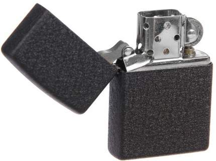 Бензиновая зажигалка Zippo №236 Black Crackle