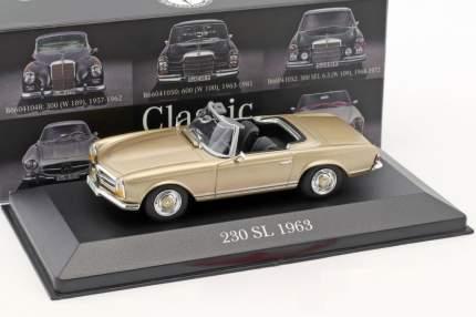 Коллекционная модель Mercedes-Benz B66041049