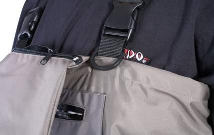 Вейдерсы Mikado UMW01, серые, XXL INT, 43-46 RU