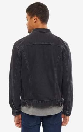 Джинсовая куртка мужская Levi's 7233404050 серая L