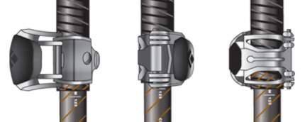 Треккинговые палки Black Diamond Trail Pro Shock 68/140 см