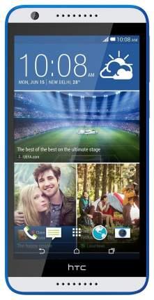 Смартфон HTC Desire 820 16Gb White Blue