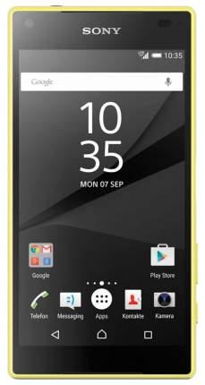 Смартфон Sony Xperia Z5 Compact 32Gb Yellow (E5823)