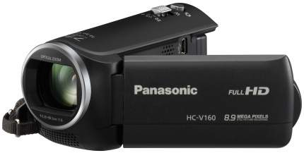 Видеокамера цифровая Full HD Panasonic HC-V160 Black