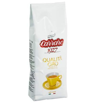 Кофе в зернах Carraro qualita oro 500 г