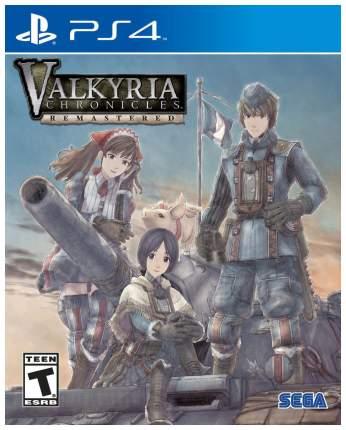 Игра Valkyria Chronicles Remastered для PlayStation 4
