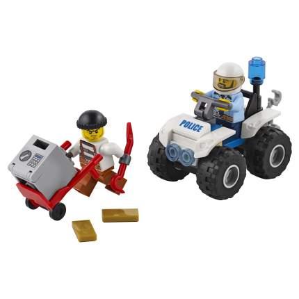 Конструктор LEGO City Police Полицейский квадроцикл (60135)