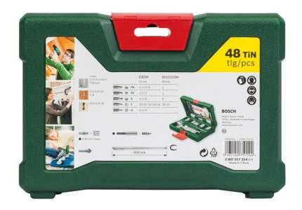 Наборы бит и сверл для дрелей, шуруповертов Bosch V-Line-48 2607017314