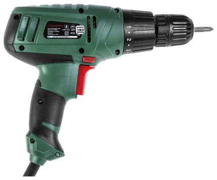 Сетевой шуруповерт Hammer DRL400A 59315