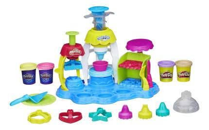 """Play-doh игровой набор """"фабрика пирожных"""" a0318"""