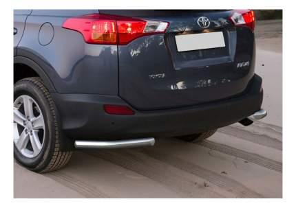 Защита заднего бампера RIVAL для Toyota (R.5718.006)