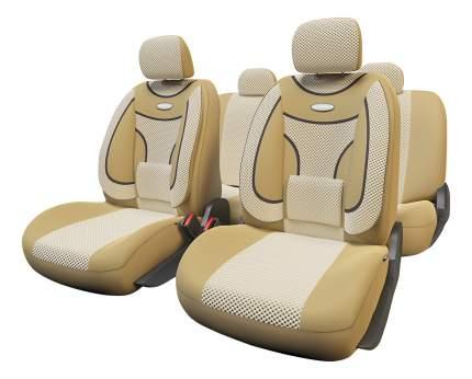 Комплект чехлов на сиденья Autoprofi Extra Comfort ECO-1105 D.BE/L.BE (M)