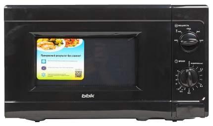 Микроволновая печь соло BBK 20MWS-709M/B black