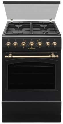 Комбинированная плита Hansa FCMA58109 Black