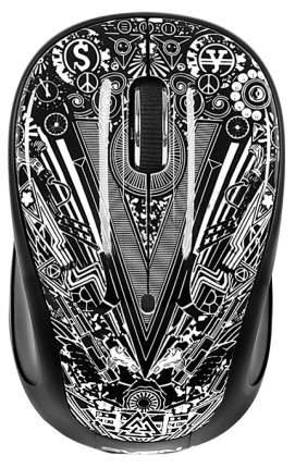 Мышь беспроводная Sven RX-360 Black