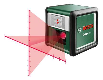 Лазерный нивелир Bosch Quigo Plus 603663600