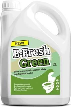 Thetford Жидкость для биотуалетов Thetford B-Fresh для нижнего бака зеленая 2л