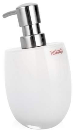 Дозатор для мыла Tatkraft Repose 12226 White