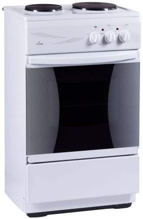 Электрическая плита Flama CЕ 3201 W White