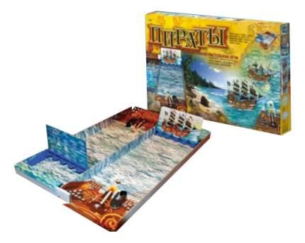 Семейная настольная игра Омский Завод Электротоваров Пираты