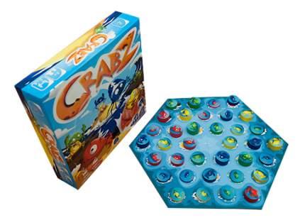 Семейная настольная игра Blue Orange Крабы