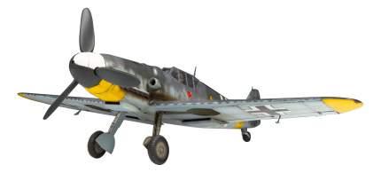 Модели для сборки Zvezda Немецкий истребитель мессершмитт Bf 109 G-6