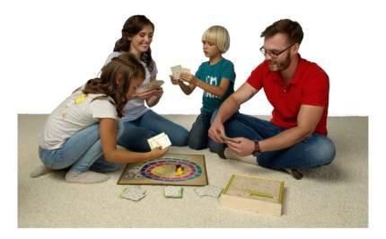 Семейная настольная игра ЯиГрушка Со скоростью улитки