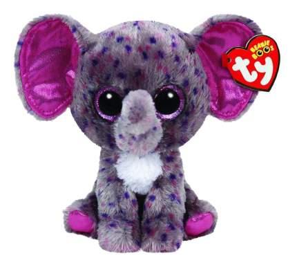 Мягкая игрушка TY Beanie Boos Слоненок Specks 15 см