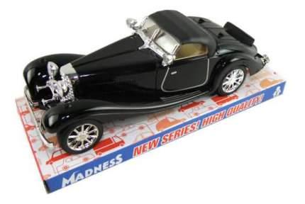 Машинка инерционная Junfa Toys Машина черная