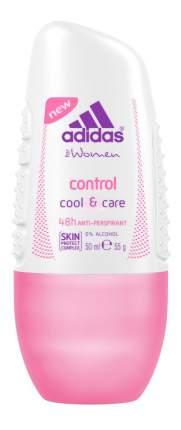 Антиперспирант Adidas Control Cool & Care 50 мл