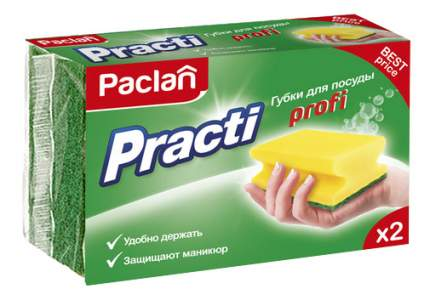 Губка для посуды Paclan 409110