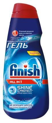 Гель для посудомоечной машины Finish all-in-1 shine&protect 1 л