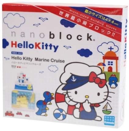 Конструктор NANOBLOCK Hello Kitty в круизе (NBH_057)