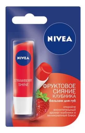 """Бальзам для губ NIVEA """"Фруктовое сияние, Клубника"""" 4,8 г"""