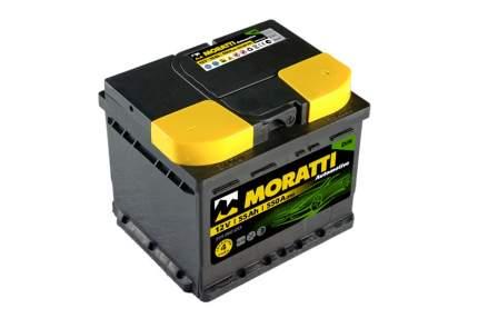 Аккумулятор автомобильный автомобильный Moratti 5550060055