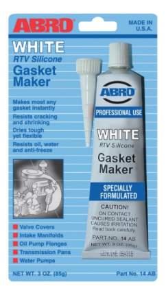 Герметик прокладок ABRO стандартный белый 85 г
