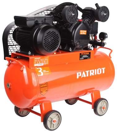 Ременный компрессор Patriot PTR 50-260A, Ременной, 220В, 2 кВт, 12 мм, 525306320