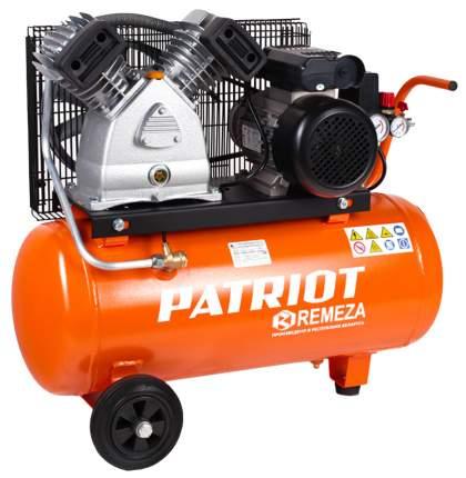 Ременный компрессор Patriot REMEZA СБ 4/С- 50 LB 30 - 420 л/мин, 10 Атм, 380 В, 2,2 кВт,