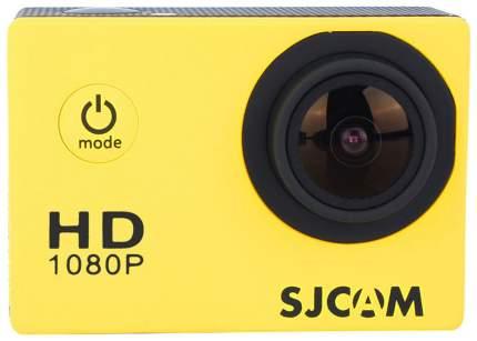 Экшн камера SJCAM SJ4000 Yellow