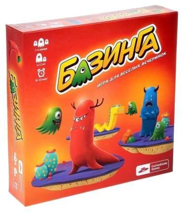 Семейная настольная игра Cosmodrome games Базинга